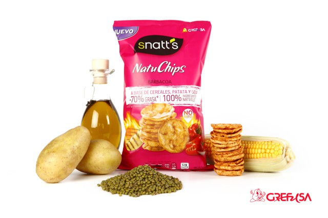 Natuchips Ingredientes
