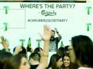Secret Party de Carlsberg en Barcelona, allí estuvimos y disfrutamos