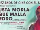 Vetusta Morla, Depedro, Coque Malla y más: concierto solidario en favor del Sahara
