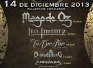 Mägo de Oz Fest: grata reunión de amigos en diciembre