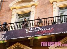 Iván Ferreiro Arthur Guinness Day Madrid 2013 Francisco Reina Milán