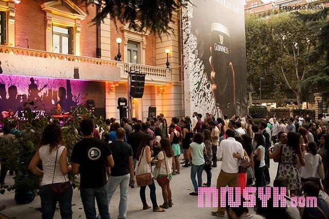 El Arthur Guinness Day reunió a Supersubmarina, Iván Ferreiro y Fuel Fandango en Madrid