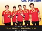 One Direction podrían ser demandados por Def Leppard