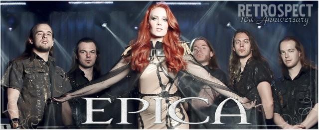 Epica libera 'Unleashed', primer adelanto del DVD 'Retrospect'