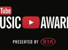 Comienzan las votaciones para los YouTube Music Awards
