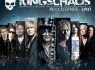 Kings of Chaos, la nueva sensación del rock americano
