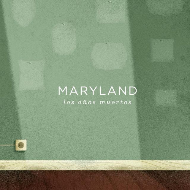 Maryland Los años muertos portada