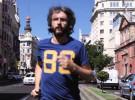 Xoel López sale a correr en su nuevo videoclip