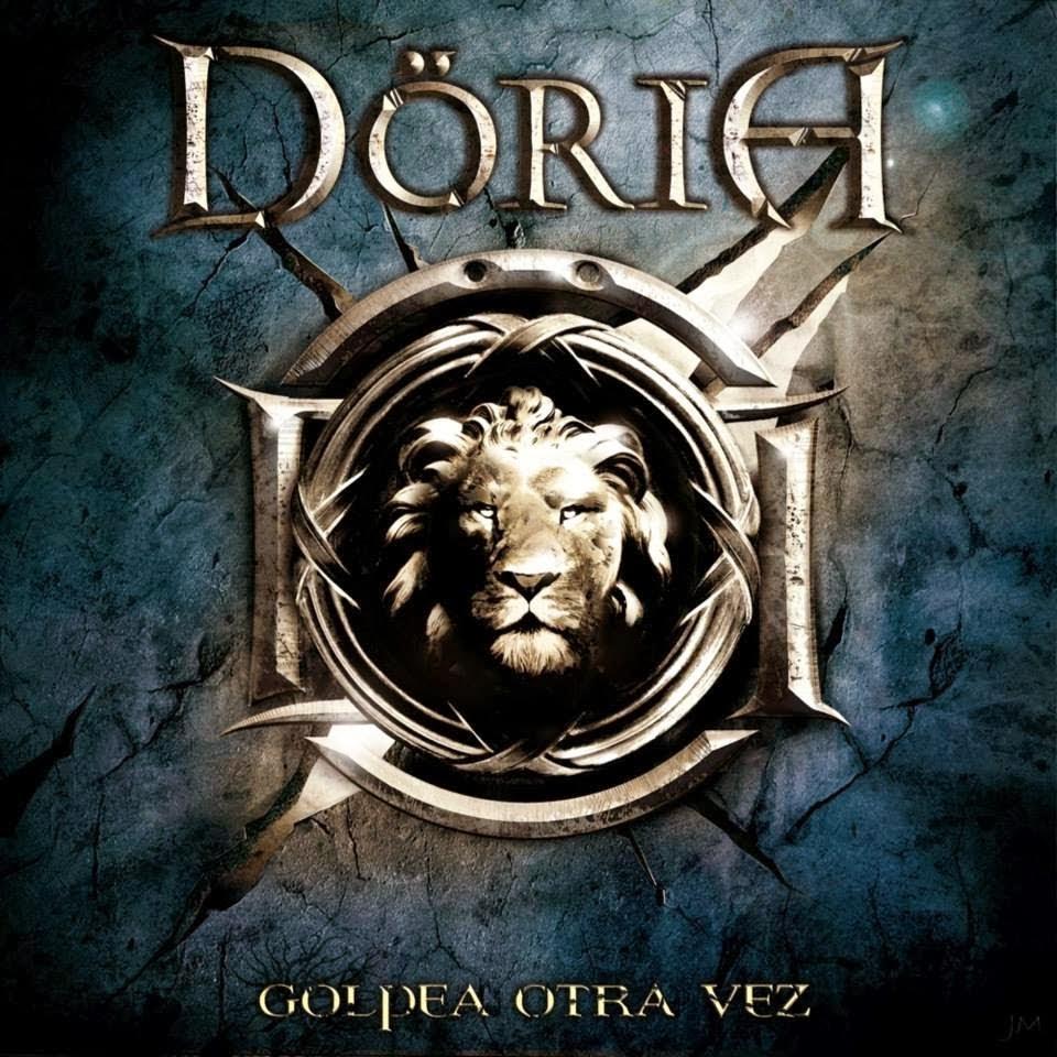 """Döria, comentamos """"Golpea otra vez"""", su nuevo disco"""