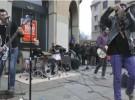El Drogas da tres conciertos gratuitos en Iruña