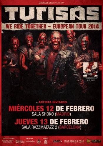 Turisas visitarán Madrid y Barcelona en febrero