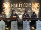 Motley Crüe, último concierto de una banda histórica