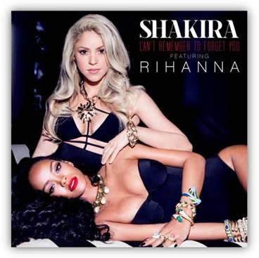 El vídeo sensual de Shakira con Rihanna levanta pasiones