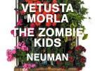 Vetusta Morla, The Zombie Kids y Neuman, confirmados para el Alhambra Sound Festival