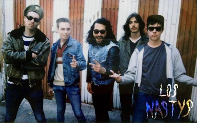 Los Nastys promo