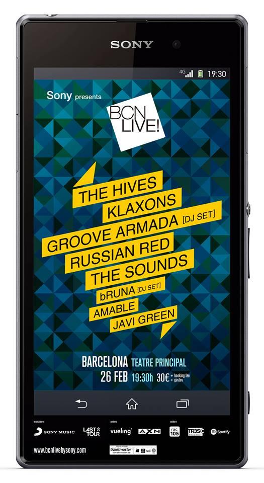 BCN Live!, toda la información sobre el nuevo festival de música