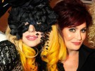 Los Osbourne hacen las paces con Lady Gaga