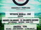 Cartel para el Tres Sesenta Festival de Pamplona 2014