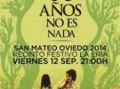 Víctor Manuel presenta «50 años no es nada»