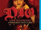 Dio, Live in London Hammersmith Apollo (1993) a la venta en mayo