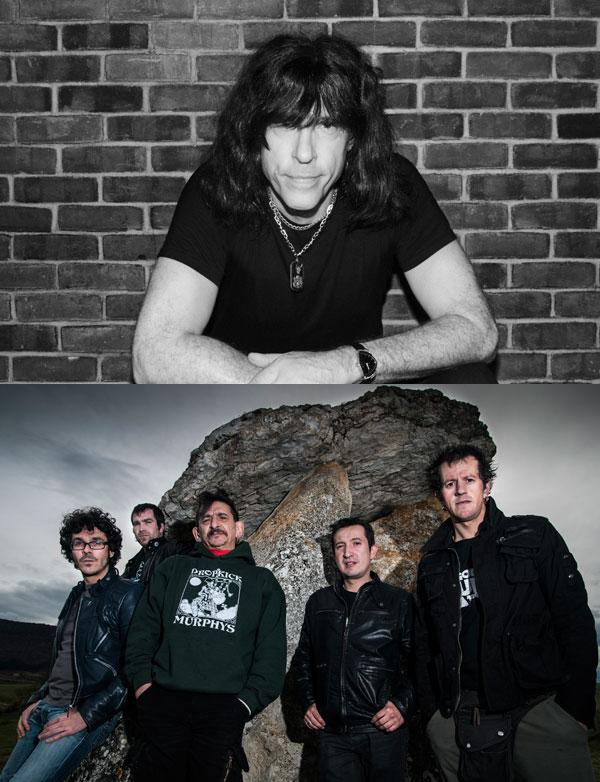 Derrame Rock 2014, Gatillazo y Marky Ramone primeras bandas confirmadas