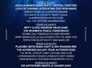 El festival Arenal Sound añade a The Locos, El Canijo de Jerez, Trashtucada y más