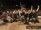Betagarri nos dejan 'Jaio nintzen', adelanto de su próximo DVD en directo