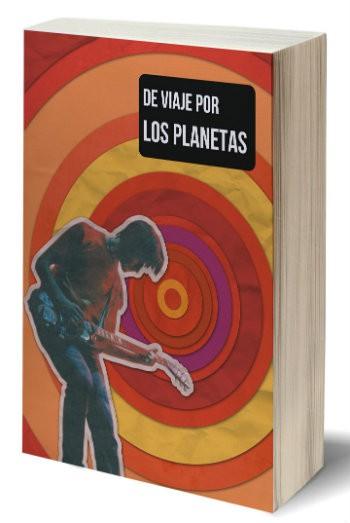 De viaje por Los Planetas libro portada promo