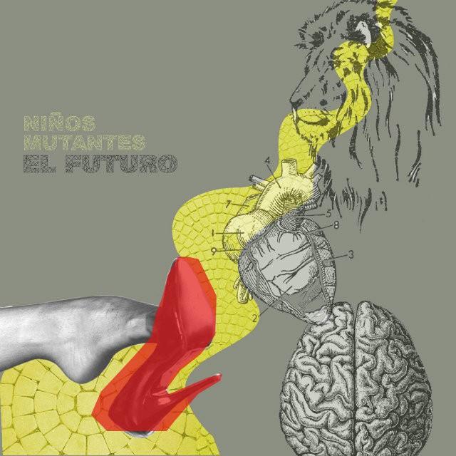 Niños Mutantes: portada, listado de canciones de 'El futuro' y gira por España