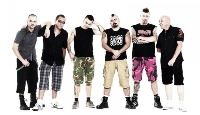 Ska-P, arrasando Europa y calentando para su gira por Latinoamérica