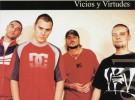 Violadores del Verso reeditan 'Vicios y virtudes' en doble vinilo