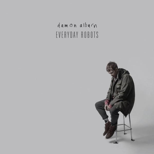 """Damon Albarn publica """"Everyday robots"""", su primer disco en solitario"""