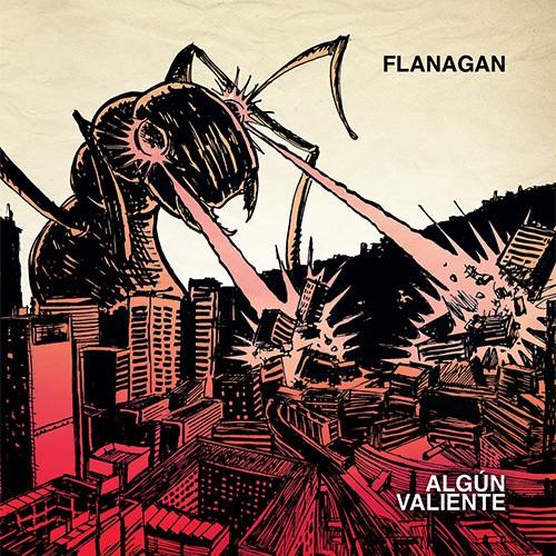 Flanagan editan Algún valiente, su nuevo disco