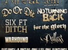 BDN DI6 Hardcore Fest: All out War, Do or Die, No Turning Back y más en Badalona
