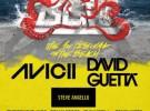 El Barcelona Beach Festival reunirá a Avicii, David Guetta y Steve Angello, entre otros