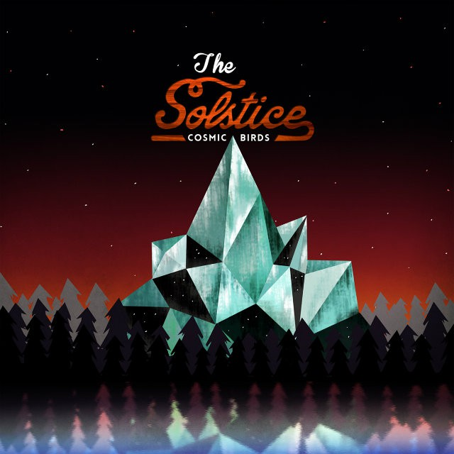 Cosmic Birds portada The Solstice 2014