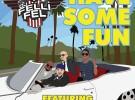 DJ Felli Fel se alía con Pitbull, Cee Lo y Juicy J en 'Have some fun'