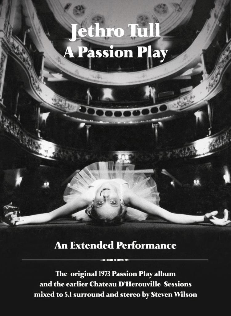 Jethro Tull, A Passion Play se edita en versión Deluxe