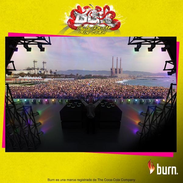 Te invitamos a asistir al Barcelona Beach Festival