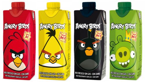 Juver Angry Birds