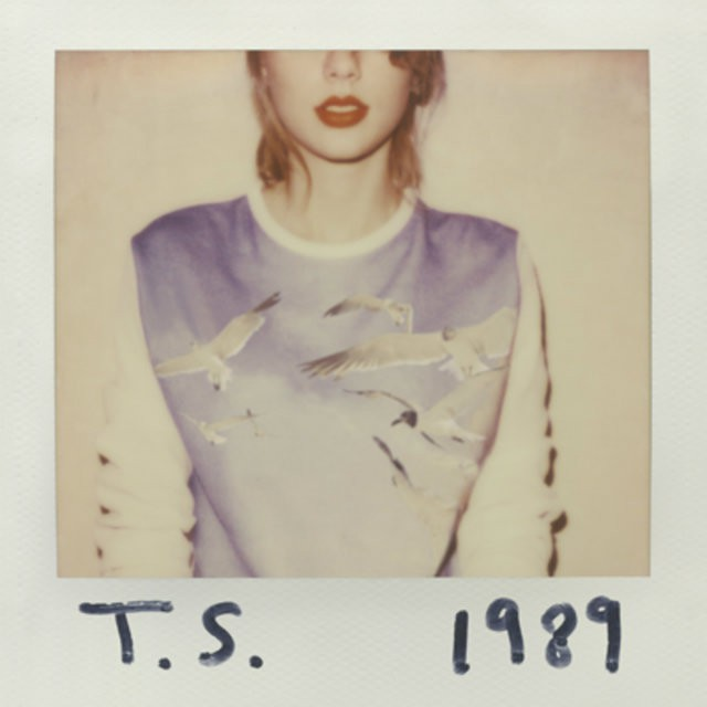 Taylor Swift 1989 portada nuevo disco