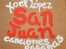 Xoel López publica mañana 'Canciones paganas' en vinilo y digital