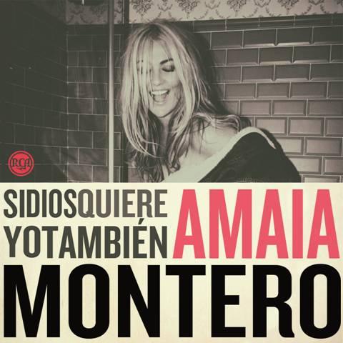 Amaia Montero, directa al número uno de los discos más vendidos