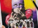 Caballito de mar man editan su primer EP, el cómic se mezcla con la mejor música