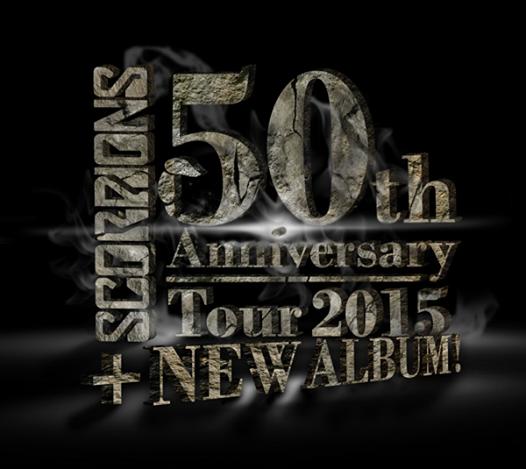 Scorpions, nuevo disco y gira en 2015