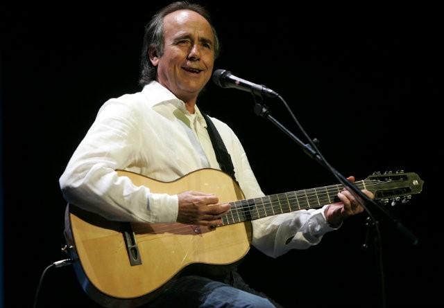 Joan Manuel Serrat directo