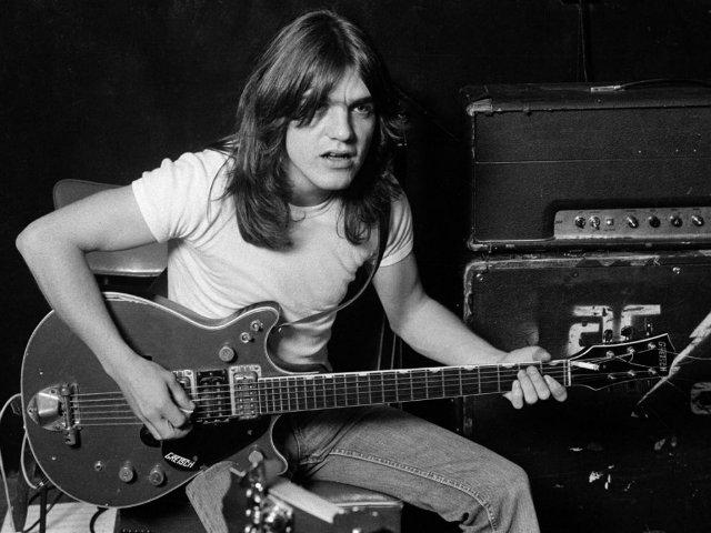 Malcolm Young fallece a los 64 años de edad, adiós al alma de AC/DC
