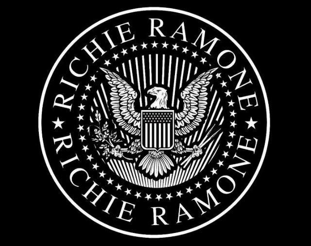 Richie Ramone logo