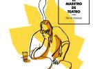 David Quinzán edita «El maestro de teatro»