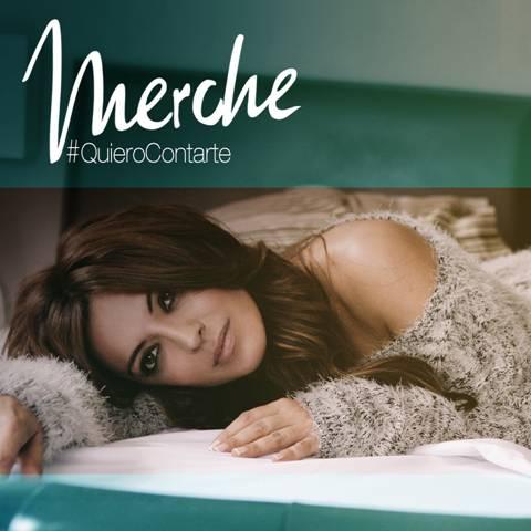 """Merche edita """"Dos amigos"""", el nuevo single de su último disco"""